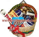 Assorted Chocolate Lover Basket Contents 6