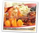 TGI Friday - Jack Daniel�s chicken & Shrimps