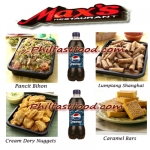 Maxs Party Package 4