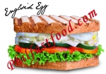 The Sandwich Guy English Egg