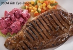 Contis  USDA Rib Eye Steak