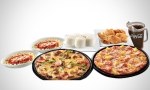 Pizza Thins Big Feast