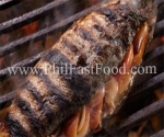 Grilled Bangus
