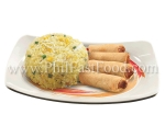 4-pc Lumpiang Shanghai Rice ala Carte