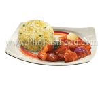 Sweet and Sour Fish with Drink