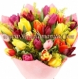 Bouquet Mixed Tulips