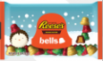 Reeses Choco Peanut Butter Bell Bag