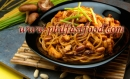 Yellow Cab - Charlie Chan Chicken Pasta