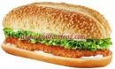 Burger King- Extra Long Long Chicken Sandwich