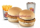 Burger King - Chicken Cheese Shots Mea