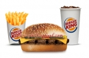 Burger King - Cheeseburger Value Meal