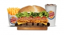 Burger King - Classic Steakhouse Burger Value Meal