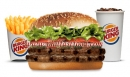 Burger King- DOUBLE WHOPPER� Value Meal