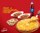 Pizza hut Feast 2
