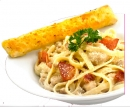 New Bacon Chicken Carbonara