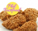 4 Pcs Fried Chicken
