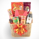 Yuletide Holiday Basket