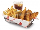 Fish & Chips Box