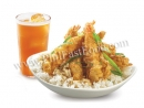 Crisp Shrimp Ricebox