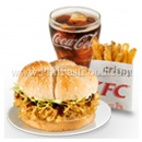 Osaka Teriyaki Zinger Fries Combo (NEW)