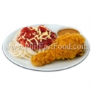 1-pc. Chickenjoy with Jolly Spaghetti