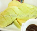 Green Mango with Bagoong