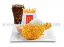 1pc. Chicken Mcdo with Rice and Fries
