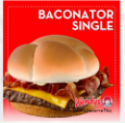 Baconator Single