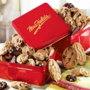 Mrs. Fields Classic Cookies in a box