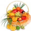A delicious fruit basket