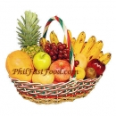 Merry Harvest Fruit Basket