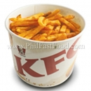 Fully Loaded Bucket of Fries