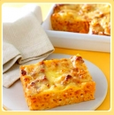 Goldilocks baked macaroni