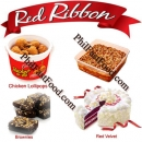 Red Ribbon Party Foods Package 5