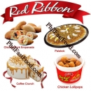 Red Ribbon Party Foods Package 2