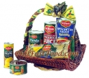 Del Monte Basket of Goodies