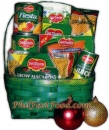 Joyful Reward Christmas Basket