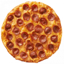 Shakeys- Pepperoni  Buy 1 take 1  with 1.5 coke