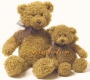 Twin teddy bear